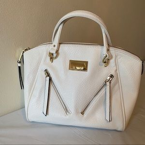 Juicy Couture White Satchel
